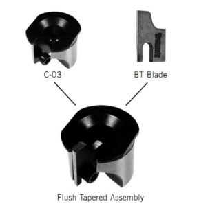 Flush Tapered Assembly